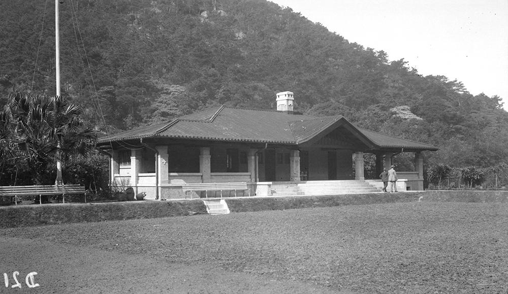 Taikoo Sugar Refinery Recreation Club, Hong Kong, 1919-1920.  Photograph by G. Warren Swire.  HPC ref: Sw04-029.  © 2007 John Swire & Sons Ltd.
