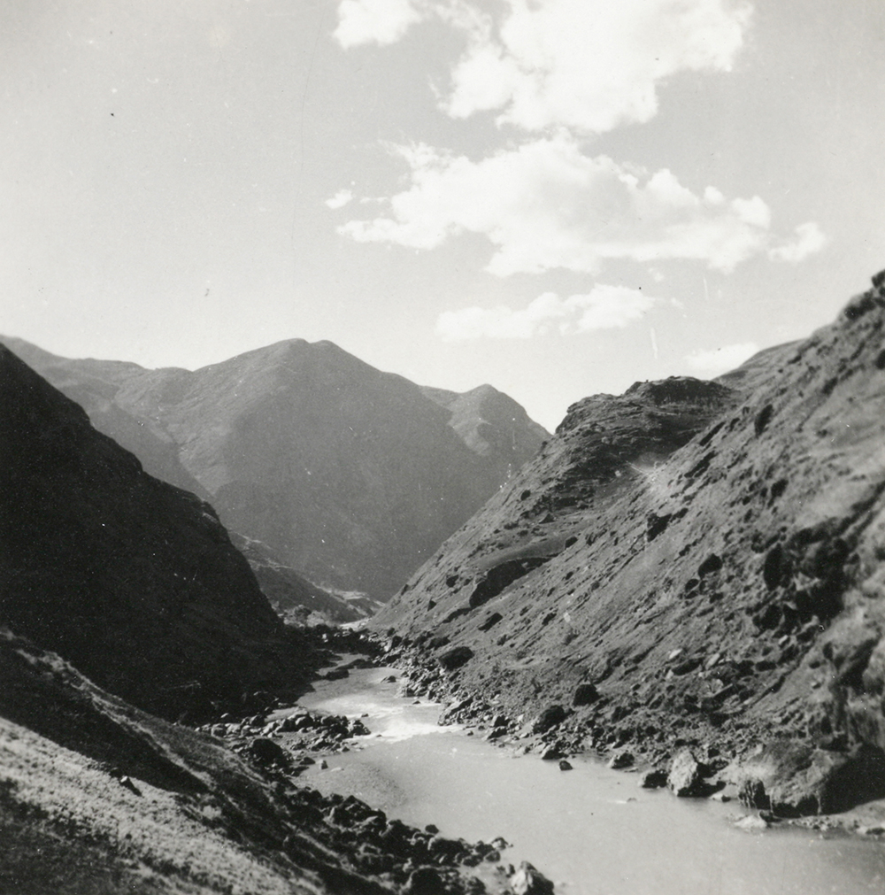 Yunnan Scenery. Cottrell Family Collection, Co-s128 © 2008 Joan Edith Clara Cottrell.
