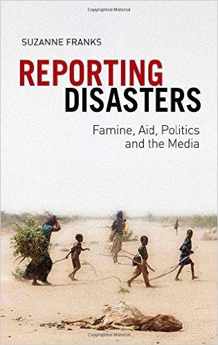 Professor Franks' new book; Reporting Disasters