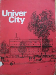 Students' Union booklet circa 1970 (Photo 1)