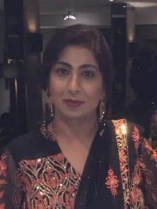 Dr Mamoona Rana