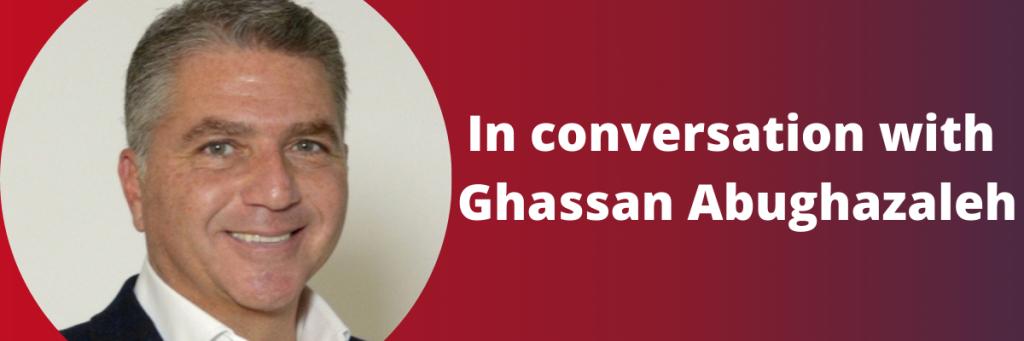 Ghassan blog header