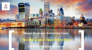 Captain Tasos Politis Prize