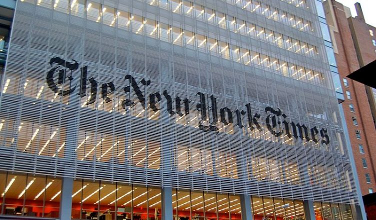 Paywalls, New York Times