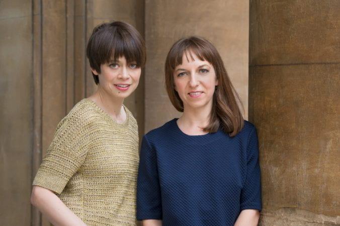 Emily Midorikawa and Emma Claire Sweeney