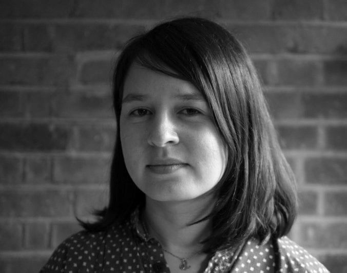 Luiza Sauma, author and City Short Courses alumna