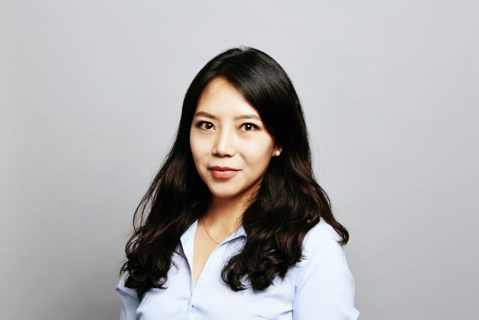 Liying Hao, Full-time MBA student 2016