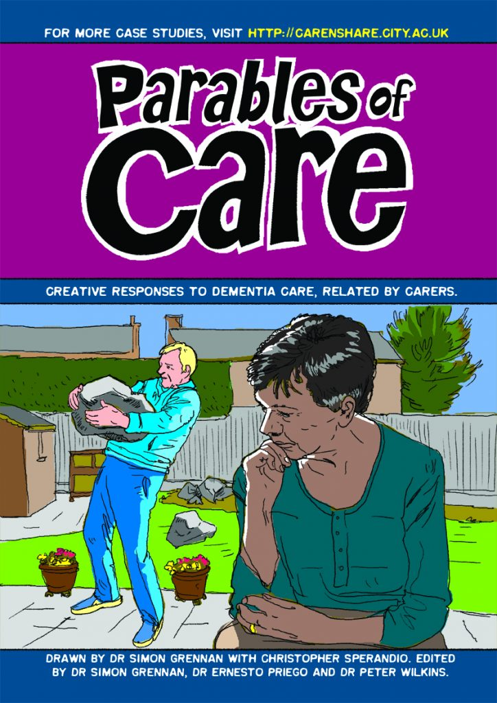 Parables of Care - cover