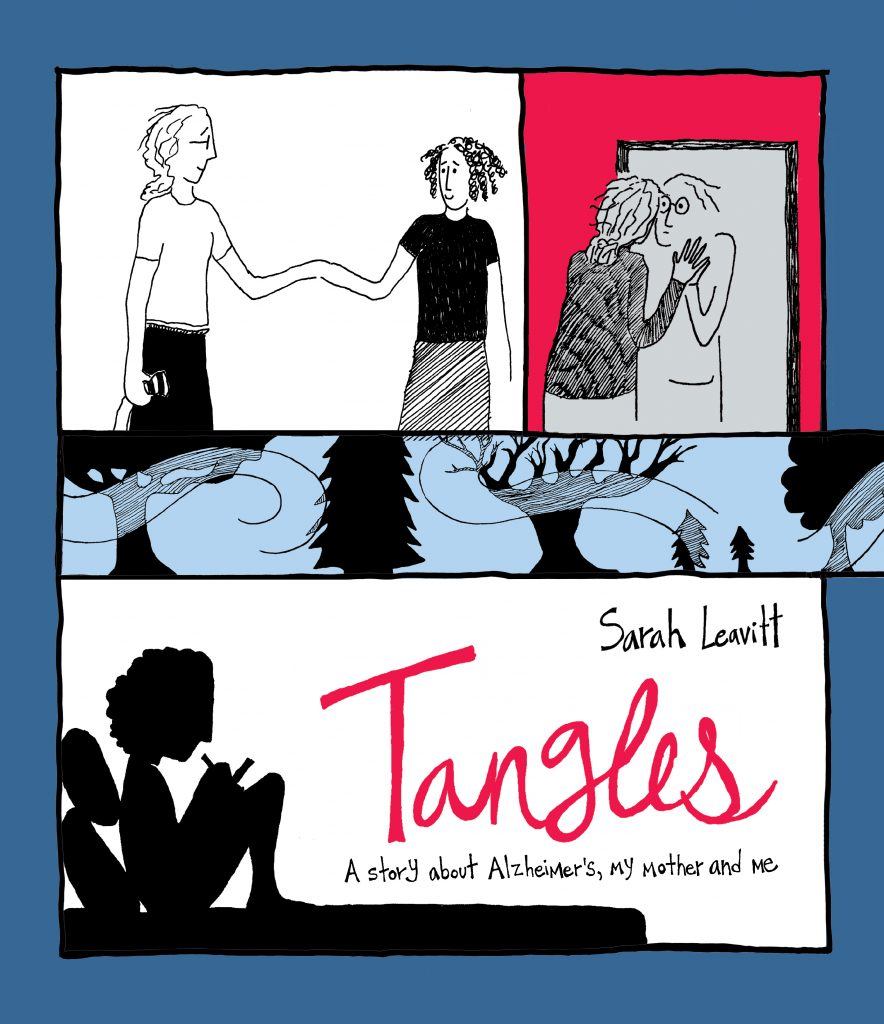 Cover of Tangles, by Sarah Leavitt (Broadview Press, 2010)