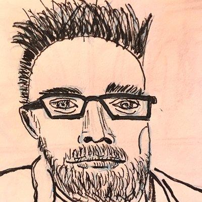 Peter Wilkins avatar. Art by Peter Wilkins