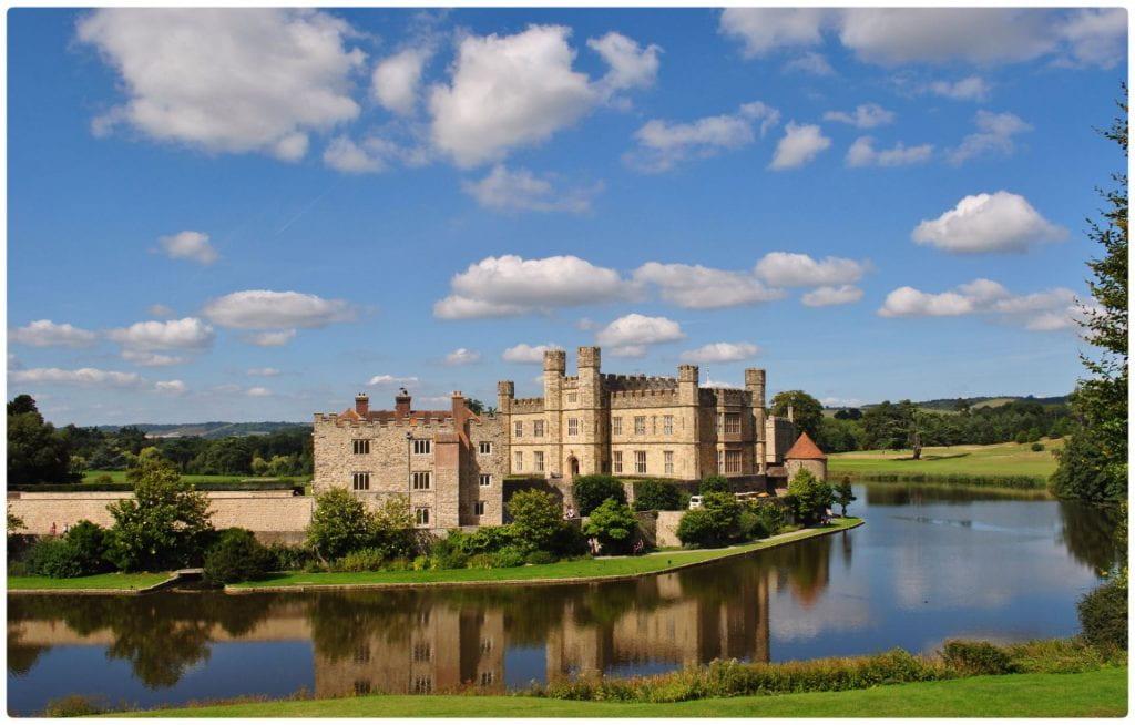 Leeds castle - Maidstone