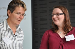 Keynote Speakers: Dr Jenny Hill & Rhiannon Jenkins