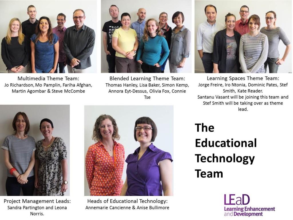 Ed tech - full team