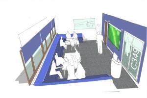 C349 - New seminar room