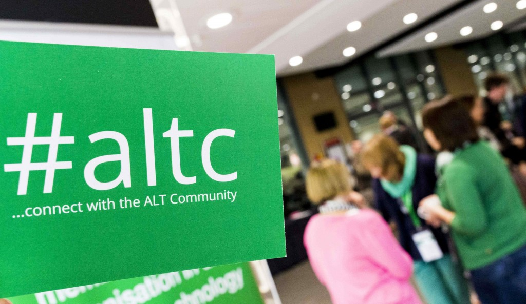 #altc ... connect with the ALT community