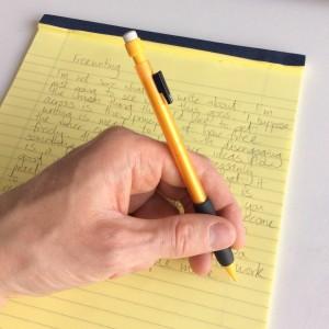Doing some Freewriting
