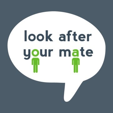 Look After Your Mate Logo