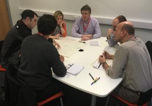 Deconstructing a classroom workshop