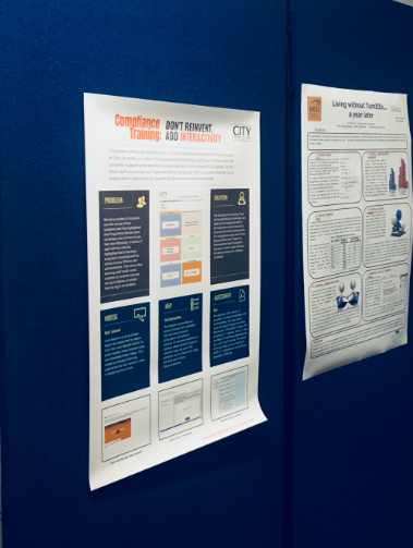 Programme Administrator Training poster