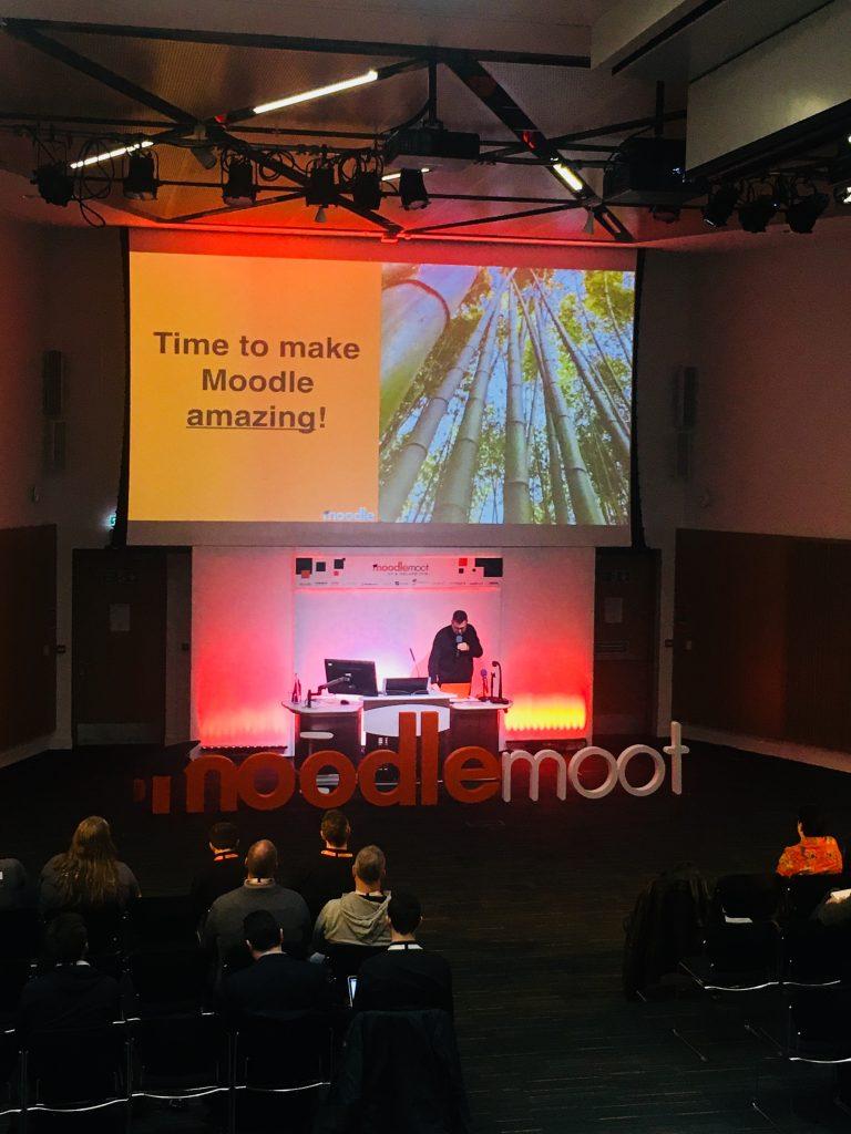 Moodle 2018: Keynote presentation