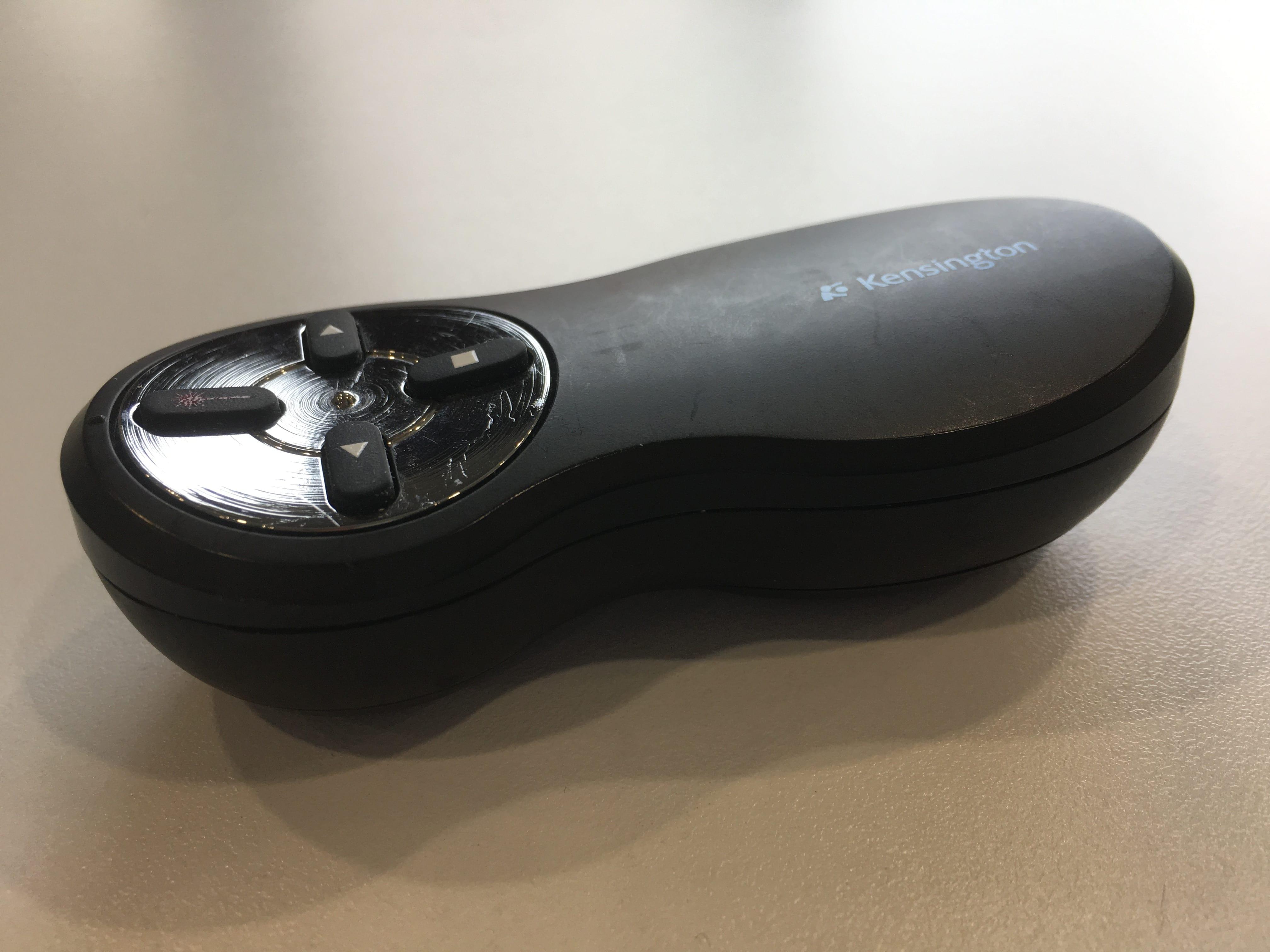 Slide clicker