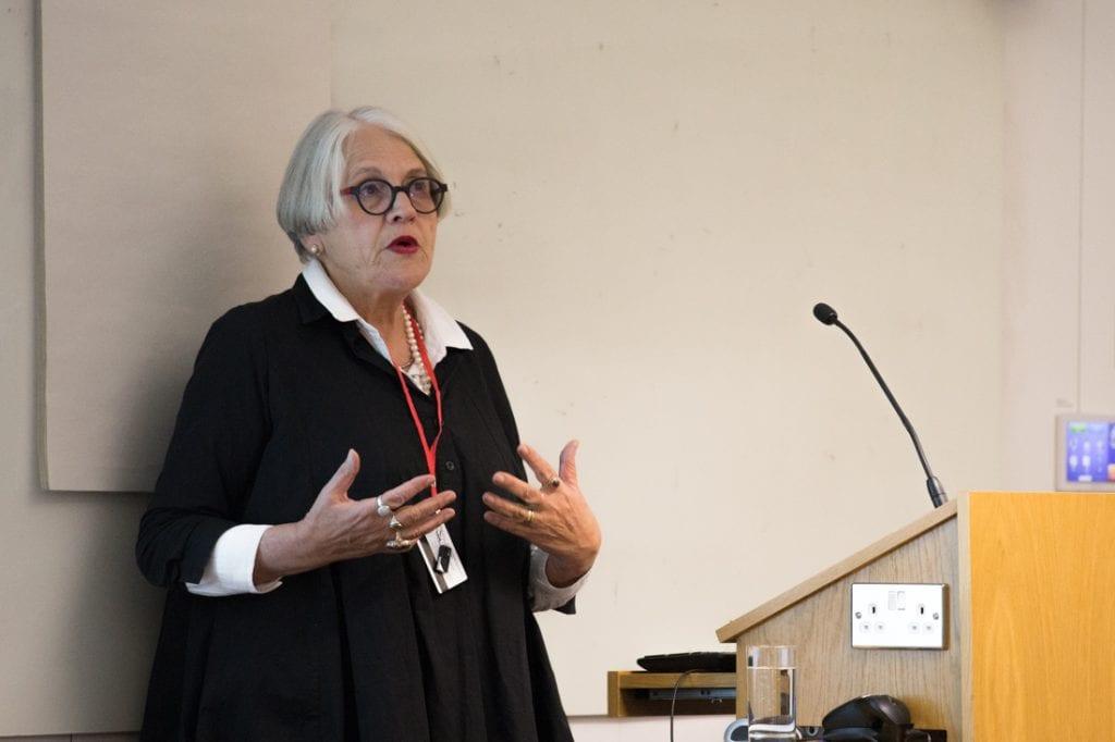 Professor Ruth Soetendorp