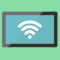 Proposed icon for use in Crestron Panel for selecting wireless presentation