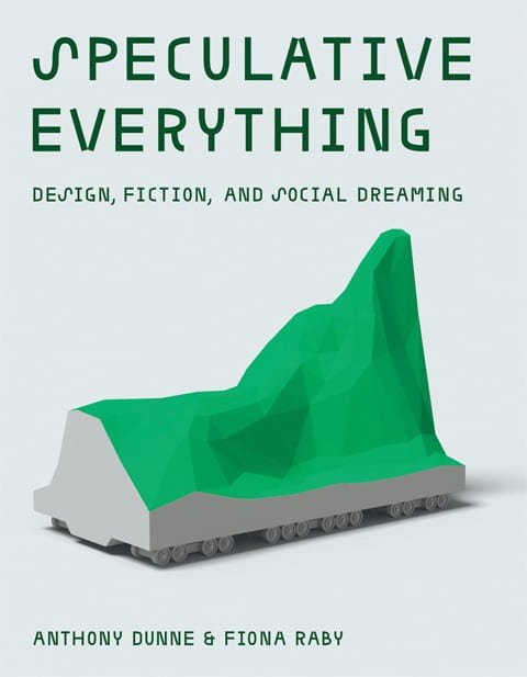 cover of 'Speculative Everything' book