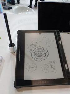 Leadpie hybrid tablet
