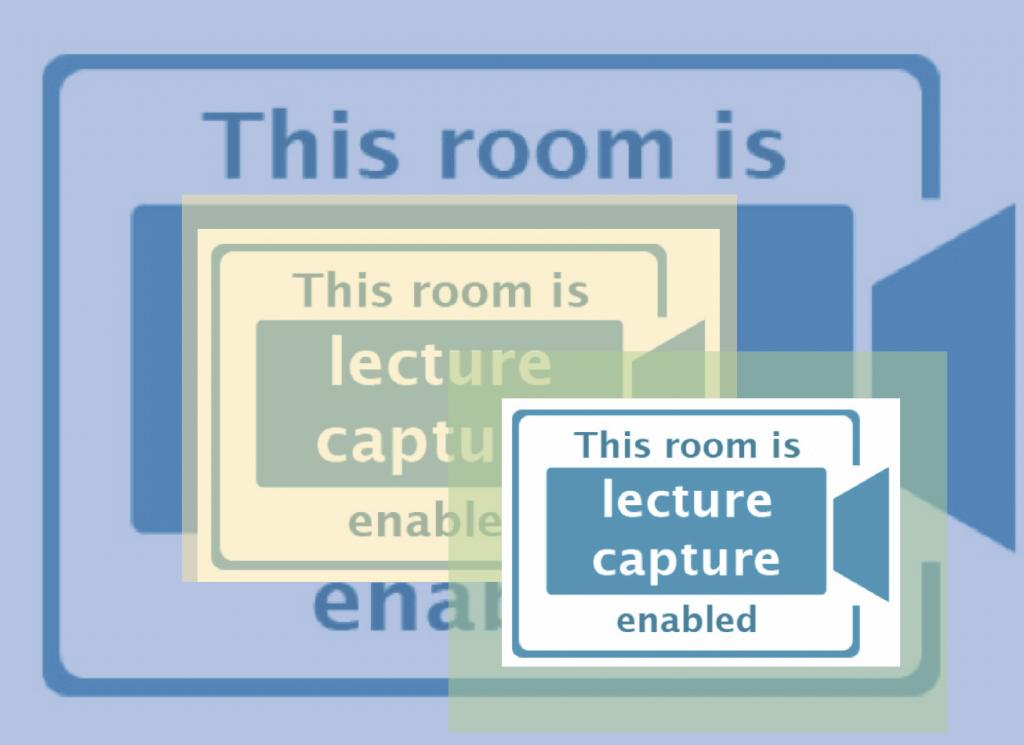 Lecture Capture Graphic