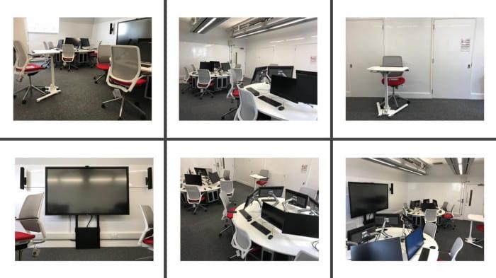Images of the Robin Milner Lab