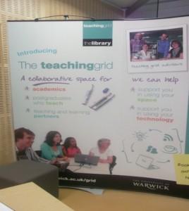 Sussex Teaching Grid