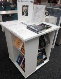 crick book display