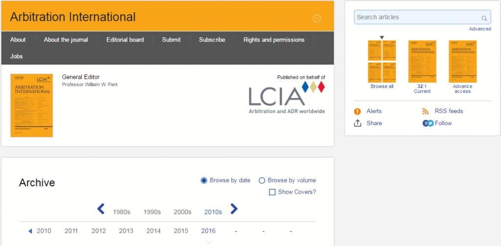 Screen capture arbitration international