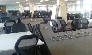 Level 6 desks