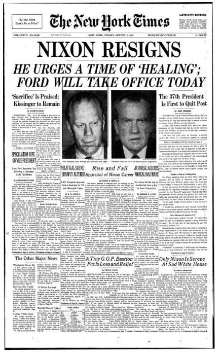 Nixon NYT