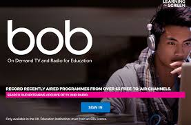 Bob Home Screen