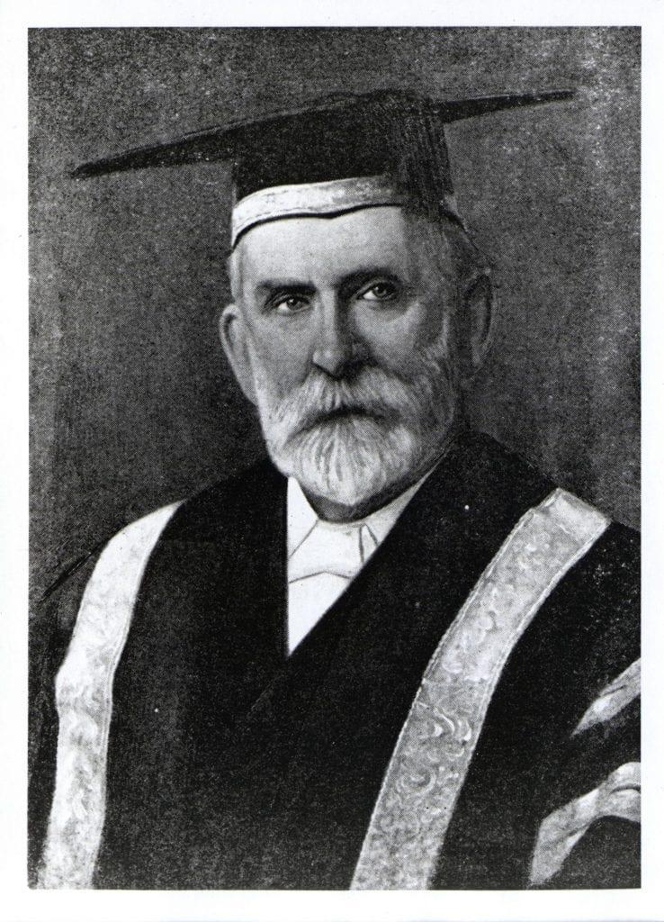 Dr Robert Mullineux Walmsley