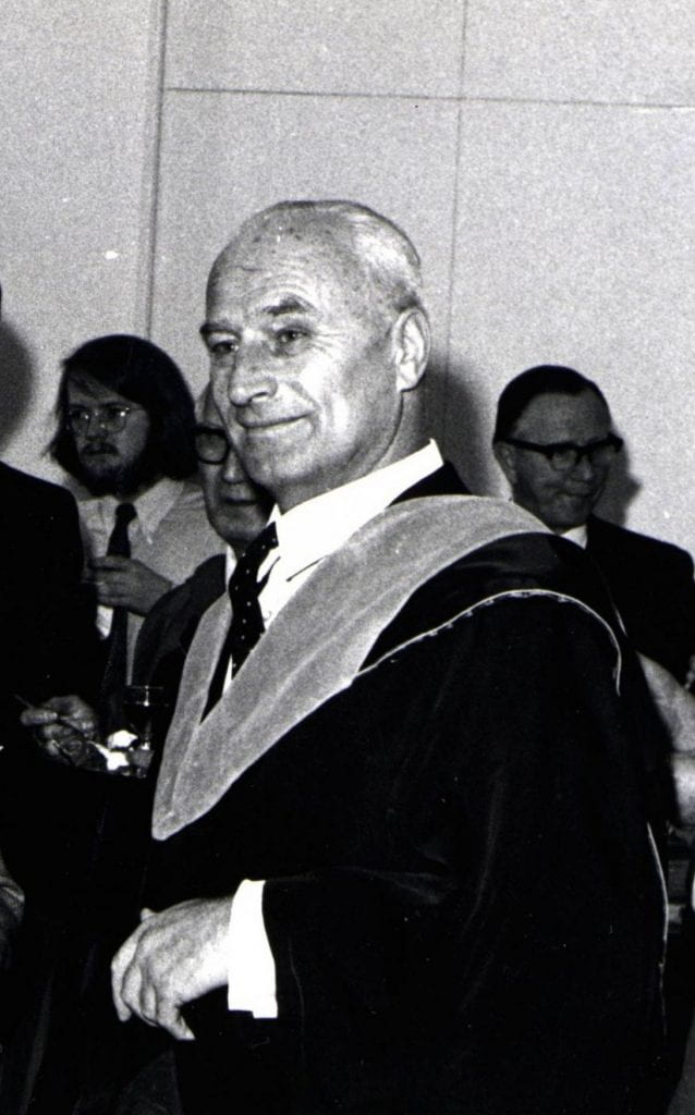 A photo of Professor Grigori Tokaty.