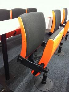 A swivel seat