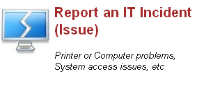 report an it incident