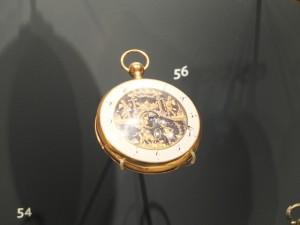 Gold Automata Watch, about 1810, Switzerland