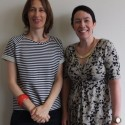 Project Management Leads Sandra Partington and Leona Norris.