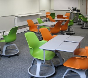Node chairs in AG24B
