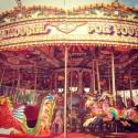 Carousel Ride at a Fair