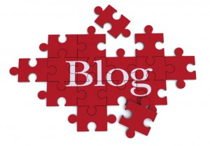 Red Blog  puzzle