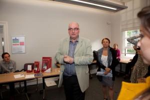 Book launch for Laudan Nooshin's new book