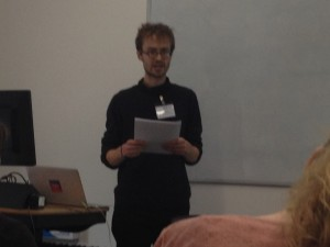 Current Music PhD Student, Sam MacKay