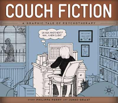 Couch Fiction book cover