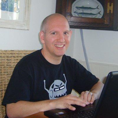 #citylis Information Science student Steve Mishkin